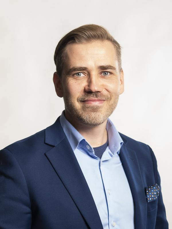 Kuva Aallon toimitusjohtajasta: Jarno Pylkkänen